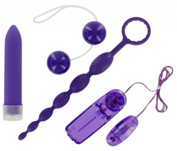 Violet Bliss Couples Kit Purple