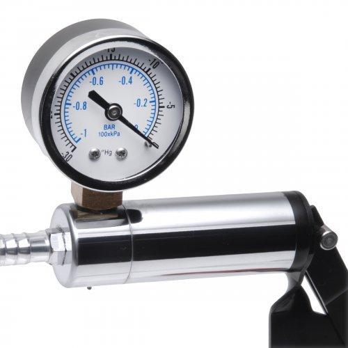 Deluxe Pressure Gauge