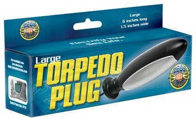 Zeus Electro Torpedo Plug - Large