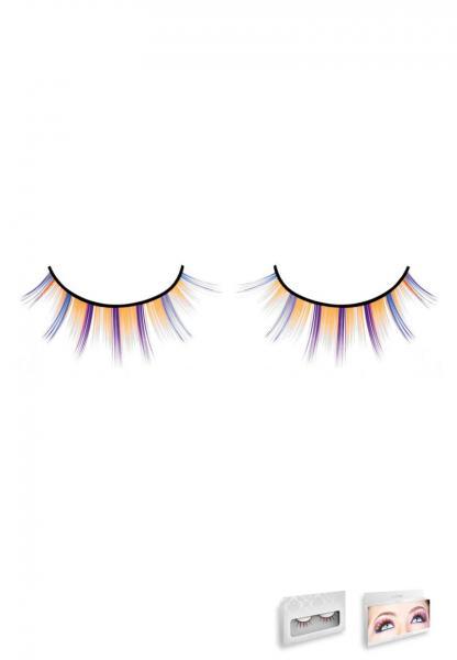 Multi Colored Deluxe Eyelashes