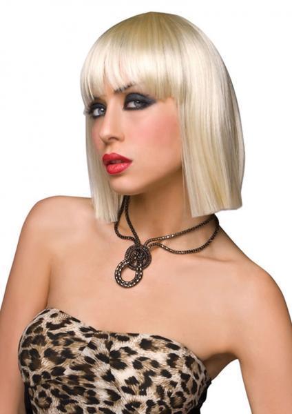 Katie Wig Platinum Blonde