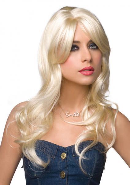 Jessie Wig Platinum Blonde