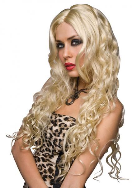 Jennifer Wig Platinum Blonde