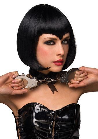 Vamp Wig Black