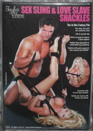 Taylor Wane Sex Sling And Shackles