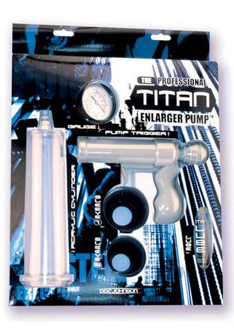 Titan Enlarger Pump