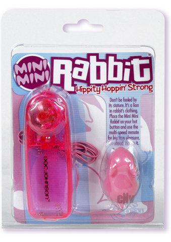 Mini Mini Rabbit - Pink