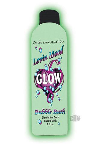 Lovin Mood Glow Bubble Bath