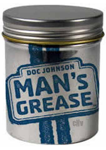 Mans Grease 200ml/6.76oz