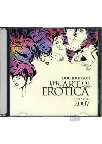 Doc Johnson Cd - Art Of Erotica