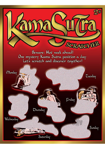 Kama Sutra Scratcher