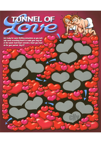 Tunnel Of Love Giant Scratcher