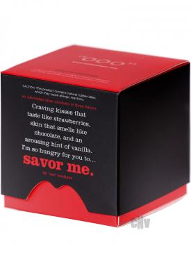 Ooo Boutique Tryst Savor Me 24/display
