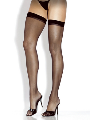 Fantasy Lingerie- Classic Sheer Thigh High Stocking at Sears.com