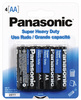 Panasonic Battery AA - 4 pack