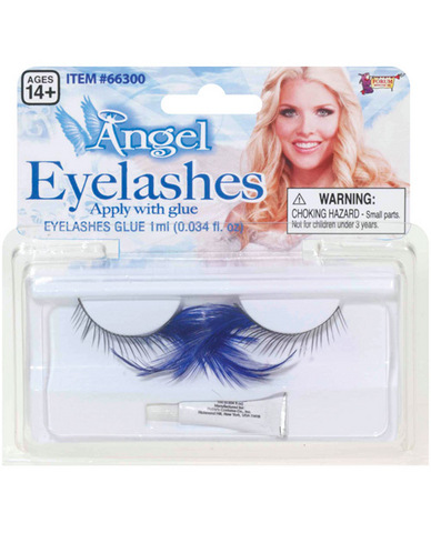 Angel eyelashes