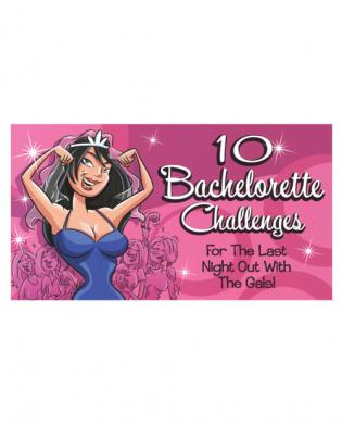 10 bachelorette challenge vouchers