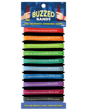 Buzzed Bands Drinking Game
