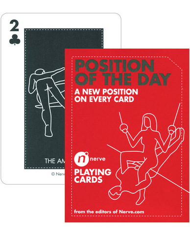 Position of the day - orginal edition