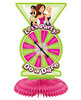 Let's Party - Do A Dare Centerpiece Spinner Game