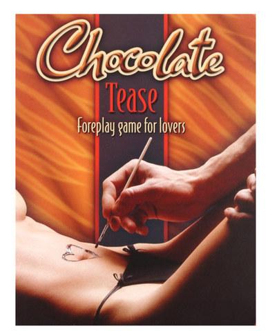 Chocolate Tease Game