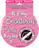 Bachelorette It's My Party Spinner Button - Wear It...Hang It...Stand It