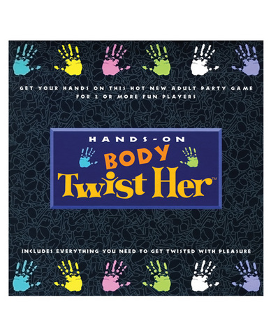 Hands On Body Twist Her Game