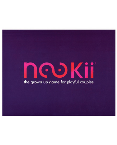 Nookii Grown Up Game for Playful Couples