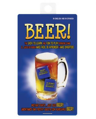 Beer Dice