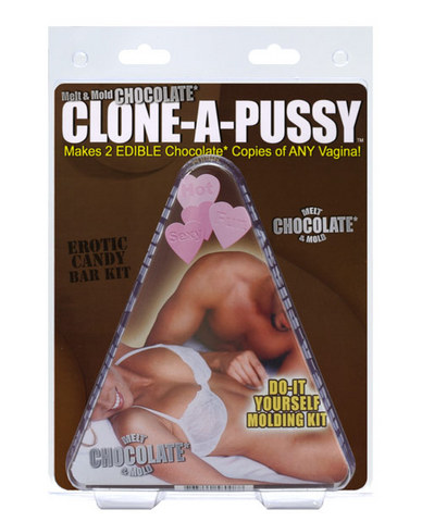Clone - a - pussy kit - chocolate