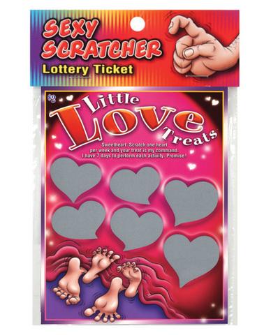 Little Love Treats Scratcher