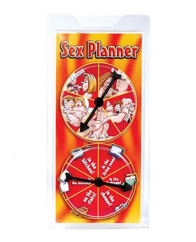 Sex Planner - Spinner