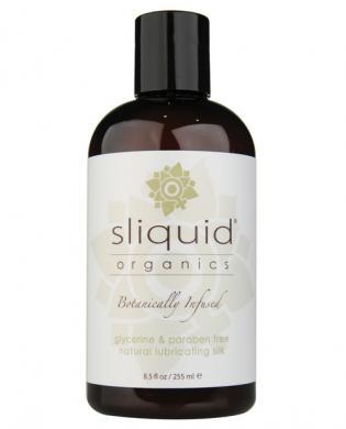 Sliquid Organics Silk Lubricant 8.5oz