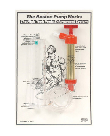 B.p.w. brass pump with 2in cylinder