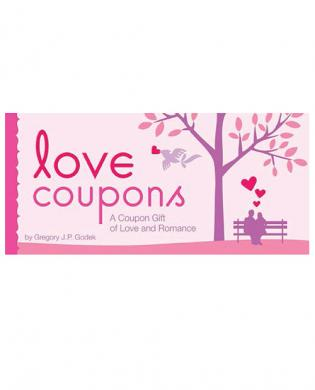 New Love Coupons Book