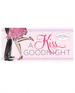 A Kiss Goodnight Coupon Book