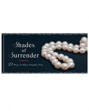 Shades of Surrender Coupons Book