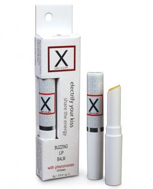 X On The Lips Original Lip Balm