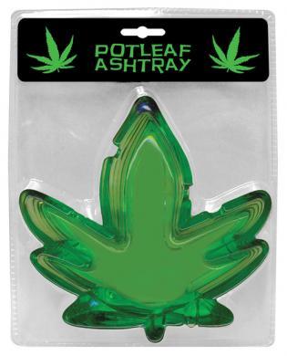 Potleaf ashtray