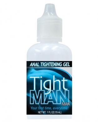 Tight man max anal tightening gel 1 oz