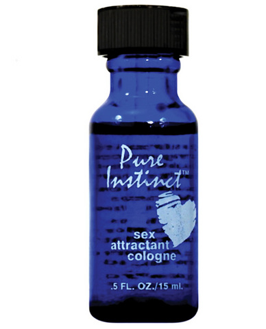 Pure Instinct Sex Attractant Cologne .5oz
