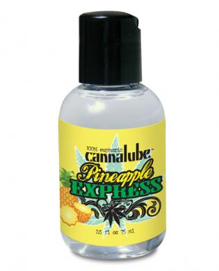 Cannalube Pineapple Express Lube 2.5oz