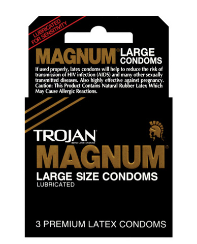 Trojan magnum (3pack)