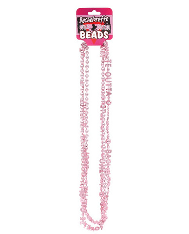 Bachelorette party outta control bachelorette beads