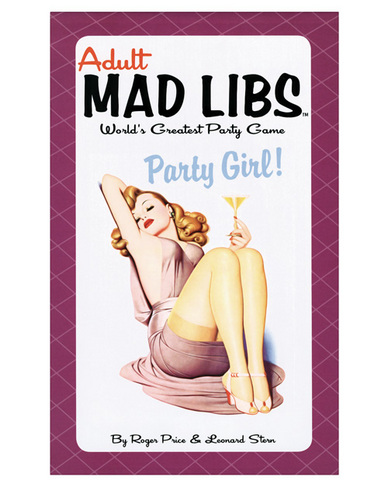 Party girl - worlds greatest party games book