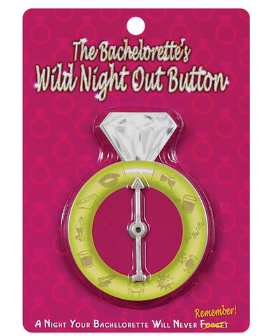 The bachelorettes wild night out spinner button