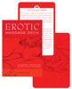 Erotic massage deck, 50 sensual techniques