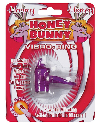 Horny Honey Bunny Purple