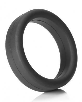 Super Soft 1.5 inches C Ring Black