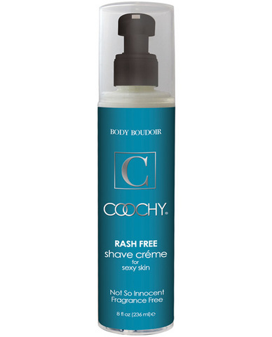 Coochy Body Shave Creme Fragrance Free 8oz